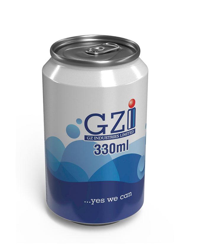 330ml GZI Can
