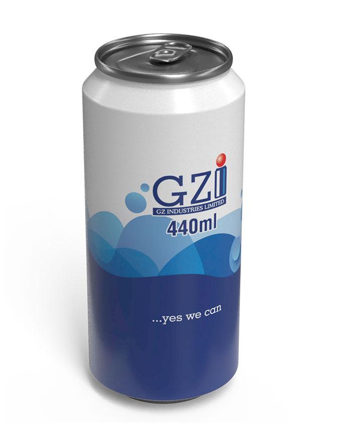 440ml GZI Can