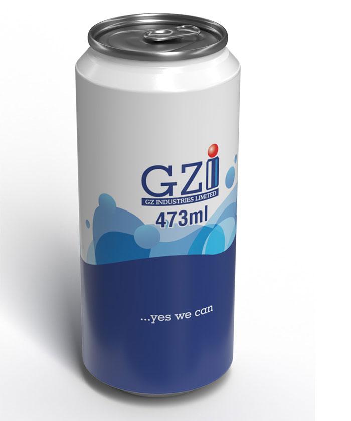 473ml GZI Can