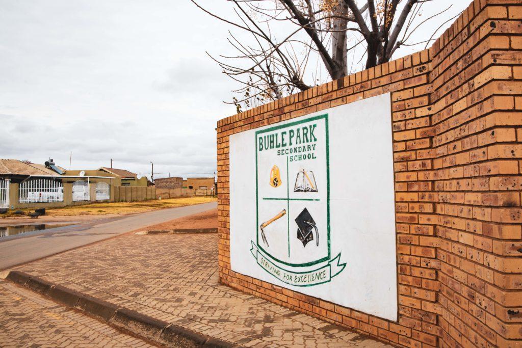 Buhle Park high school