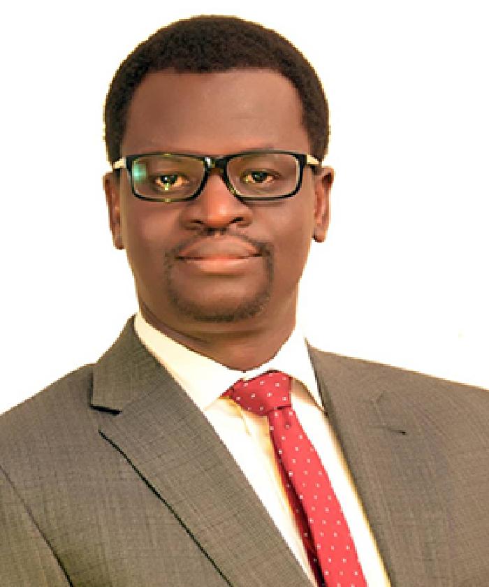 Mr. Ayodeji Adelakun Executive Director Group CFO